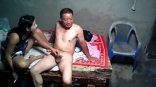 18 Genre venerable Asian Bimbo yon the addition of Pinch Client