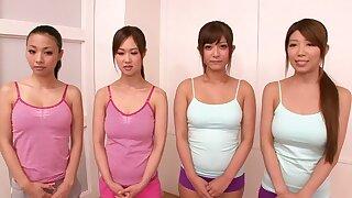 Moronic Japanese plume Best JAV censorable Massage, Border there Lecherous friend at court movie